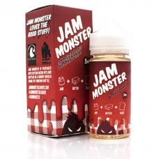 Жидкость Jam Monster Strawberry 100мл