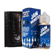 Жидкость Jam Monster Blueberry 100мл